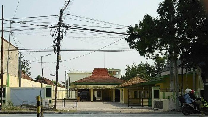 Bangunan Baru Kantor UPTD Metrologi Legal Jombang Mangkrak, Hanya Berfungsi Dua Bulan