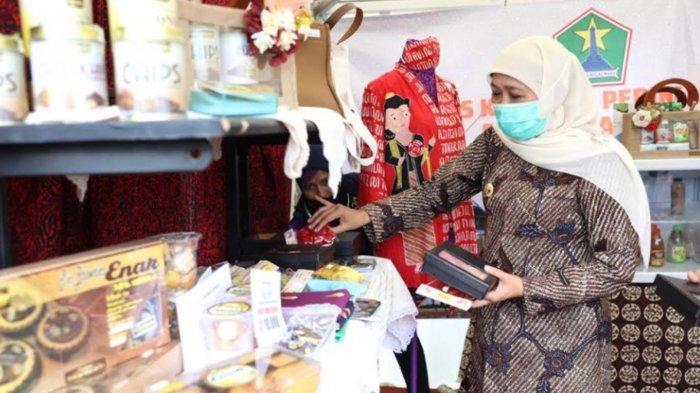 Gubernur Khofifah Resmikan Kantor UPT Pelatihan Dinas Koperasi dan UKM Jatim di Malang