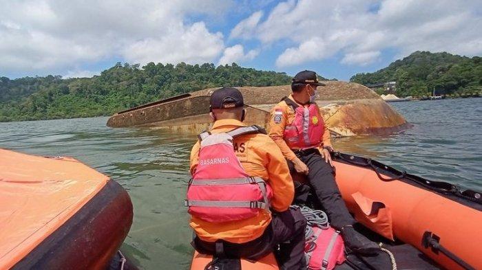 Korban Kapal Pengayoman IV yang Tenggelam di Cilacap Salah Satunya Petugas Lapas Nusa Kambangan