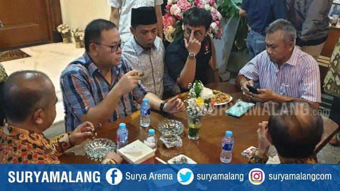 Kapolda Jatim dan Perwakilan Badan Eksekutif Sepakat Jaga Keamanan Jelang Pilpres 2019