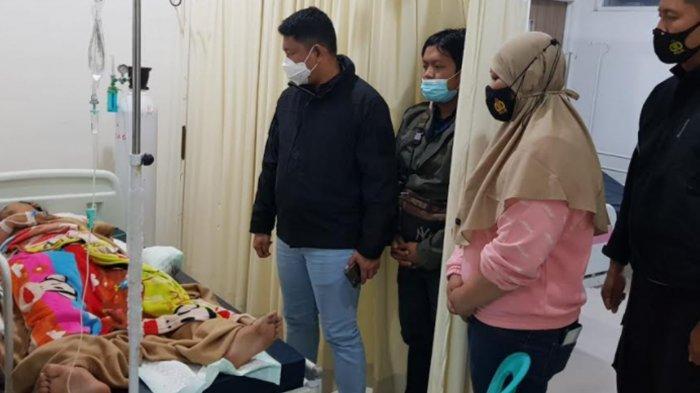 Cerita Aksi Heroik Anggota Polres Batu Aipda Tony Selamat dari Bom Bondet Pelaku Pencuri Motor