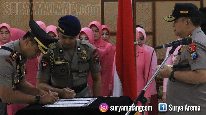 Penyelamat Putri Teroris di Surabaya Akhirnya Jadi Kapolres Kediri