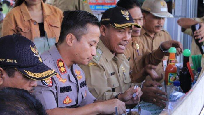Tepis Video Viral Bakso Tikus, AKBP Ruruh Wicaksono Ajak Polisi Cicipi Bakso Milik Sugeng di Madiun