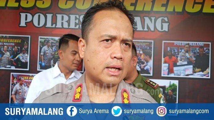 Kapolres Malang Imbau Masyarakat Kabupaten Malang Tak Anggap Sepele Penyebaran Virus Corona