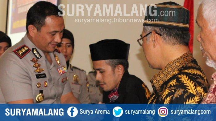 Polres Malang Sebar 120 Dai Kamtibmas ke 30 Kecamatan di Kabupaten Malang