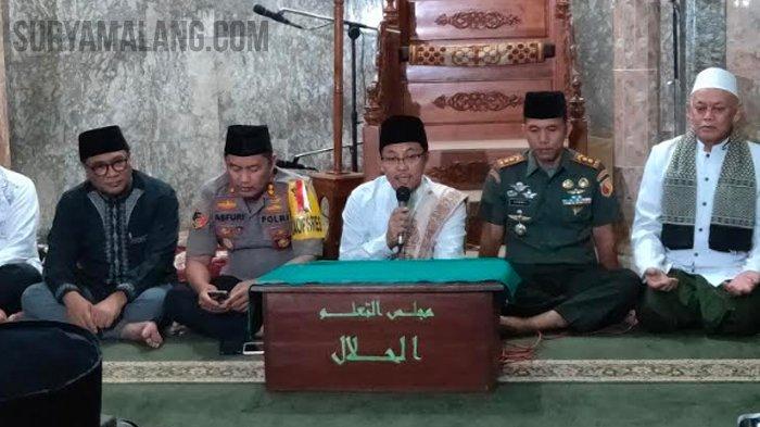 Akhiri Safari Ramadan, Wali Kota Malang Sutiaji Ajak Masyarakat untuk Saling Memaafkan