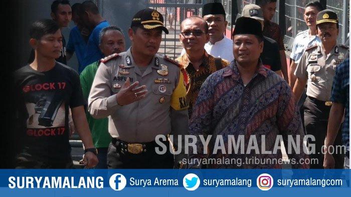 Kapolres Malang Kota Datangi Lapas Klas I Malang