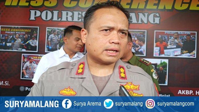 Terduga Teroris Asal Malang Ditangkap Densus 88 di Surabaya, Kapolres : Baru Singgah di Bululawang