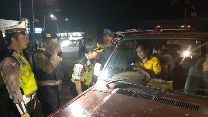 Malam ini hingga Pagi, Polisi Periksa Semua Pengguna Jalan di Wilayah Kabupaten Pasuruan