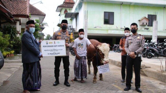 Polresta Malang Kota Minta Para Kiai Edukasi Masyarakat Terkait Protokol Kesehatan
