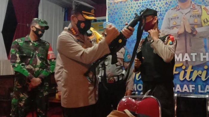 Dampak Larangan Mudik Lebaran di Malang, Polresta Malang Kota Hapus Pos Pengamanan Terminal Arjosari