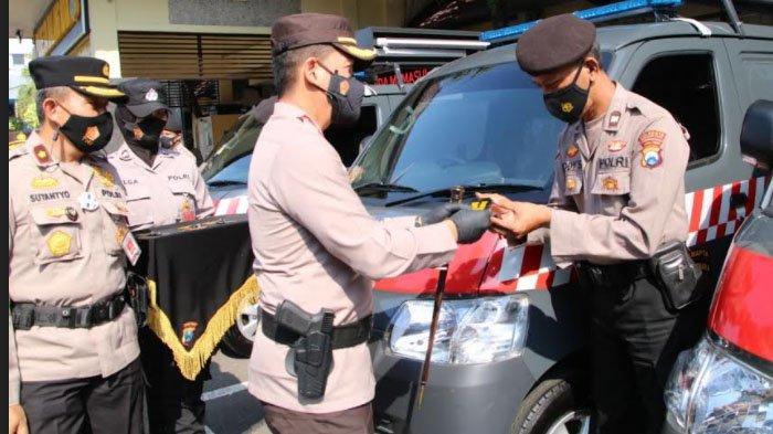 Polresta Malang Kota Terima 6 Mobil Layanan Masyarakat dari Polda Jatim
