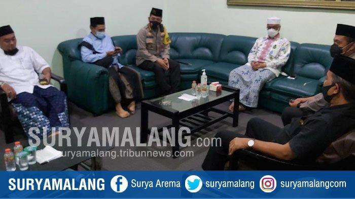 Hasil Silaturahmi Kombes Pol Leonardus Simarmata ke Kantor PCNU Kota Malang