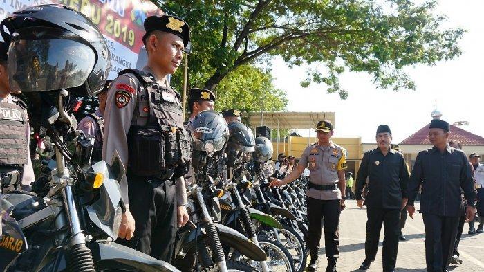 Jalan Tol Jadi Prioritas Pengamanan Arus Mudik Lebaran Di Sidoarjo