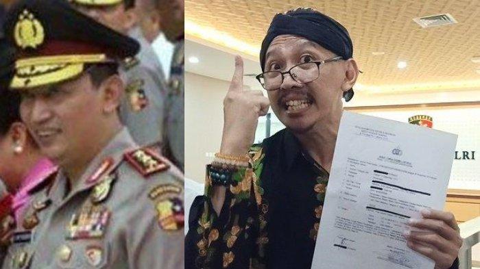 Kasus Abu Janda Jadi Tantangan Kapolri Listyo Sigit Pramono, Ada Pernyataan Wakil Ketua Umum MUI