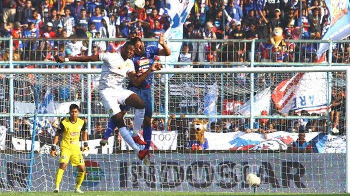 Gemilang di Piala Indonesia 2018, Balde Merosot di Piala Presiden 2019, Kini Terdepak dari Persebaya