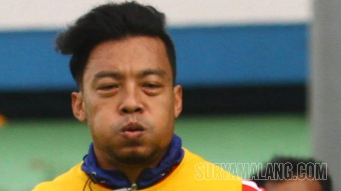 Kabar Buruk Kapten Arema FC Hamka Hamzah Makin Parah, Jatuh Sakit dan Bakal Absen Panjang