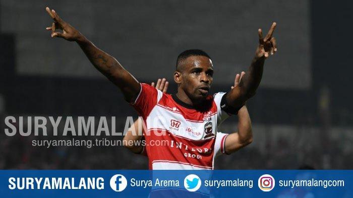 Kisah Striker Madura United, Greg Nwokolo Jadi Bahan Tertawaan di Portugal, Gara-gara Jaket