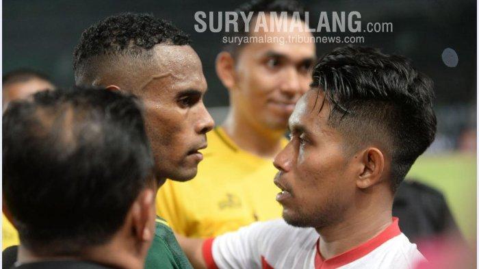 Andik Vermansyah dan Ruben Sanadi Makin Dekat ke Bhayangkara FC