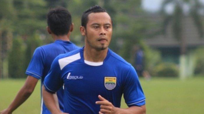 Jalan Berliku Atep Pertahankan Nomor 7, Baik di Timnas Indonesia, Persib Bandung, dan Klub Lain