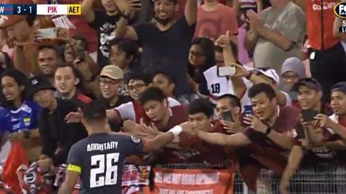 Selalu Pakai Nomor 12 di Timnas, Kenapa Andritany Pilih Pakai Nomor 26 di Sriwijaya FC dan Persija?