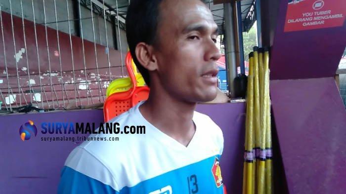 Kapten Faris Aditama Optimistis Bisa Antar Persik Kediri Masuk Papan Atas Liga 1 Musim Ini