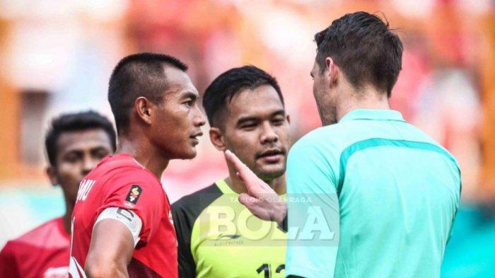 5 Keputusan Kontroversial Wasit Shaun Evans dalam Laga Timnas U-23 Indonesia Vs Uni Emirat Arab