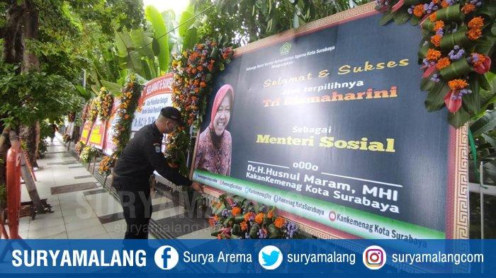 Jabatan Wali Kota Surabaya Kosong Pasca Bu Risma Jadi Mensos, Gubernur Jatim Tunggu Arahan Mendagri
