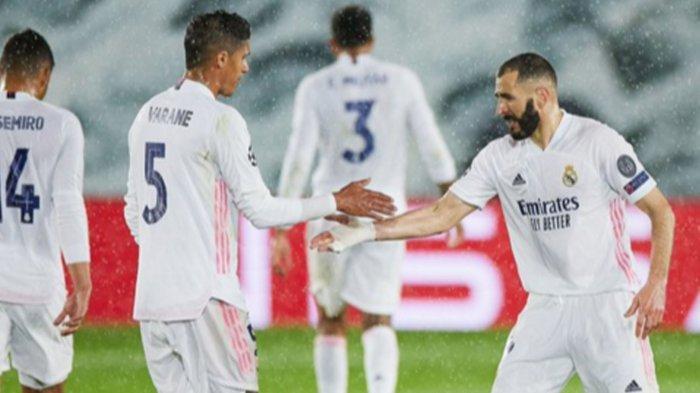 Gagal Menang, Karim Benzema & Pulisic Catat Rekor Liga Champions,  Skor Real Madrid Vs Chelsea 1-1