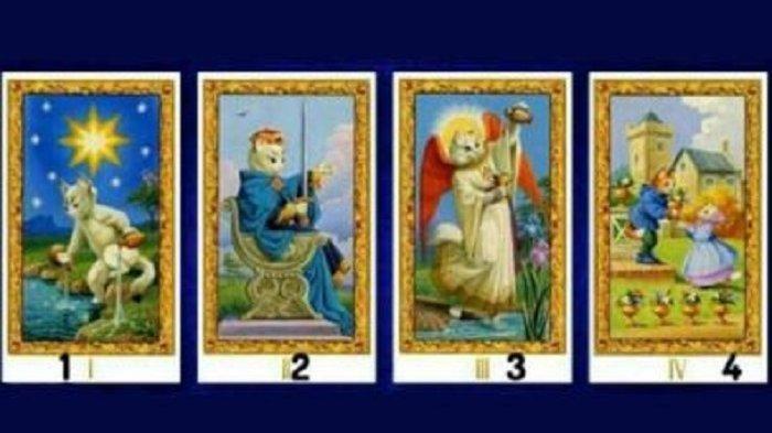 Tes Kepribadian - Kartu Tarot yang Kamu Pilih Akan Mengungkap Pesonamu