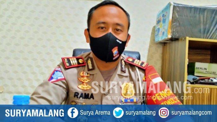 Polresta Malang Kota Beri Pendidikan Masyarakat Lalu Lintas (Dikmas Lantas) ke Pelajar