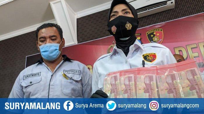 Uang Palsu Dipakai Transaksi Bisnis Tokek di Mojokerto, Juga Ada Modus Klenik Penggandaan Uang