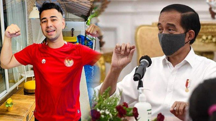 Kasus Covid-19 Indonesia Tembus 78 Ribu, Ada Strategi Baru Presiden Jokowi Libatkan Raffi Ahmad Dkk