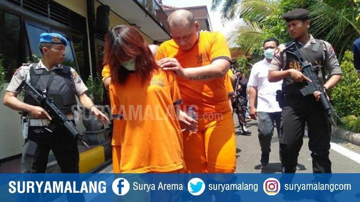 Awal Tahun, Polres Malang Panen Tangkapan Kasus Narkoba, 19 Tersangka Ditangkap, Terbanyak di Dampit