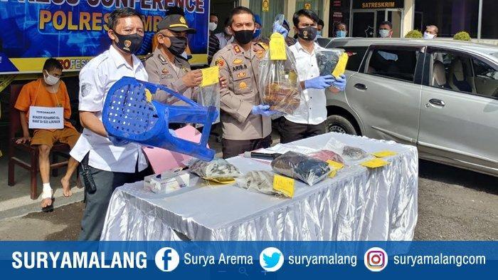 Rekaman CCTV Ungkap Perampokan dan Pembunuhan Gery di Jember, Salah Satu Pelaku Rekan Korban