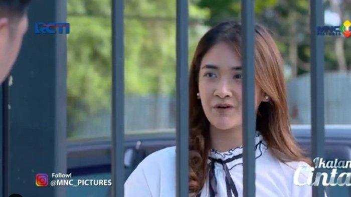 Katrin mendatangi Aldebaran adegan sinetron Ikatan Cinta Senin 19 Juli 2021