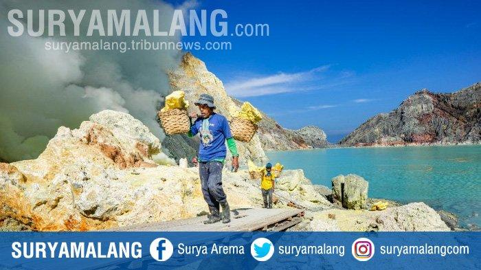 Kawasan Wisata Gunung Ijen di Banyuwangi Resmi Diusulkan Masuk Jaringan Geopark UNESCO