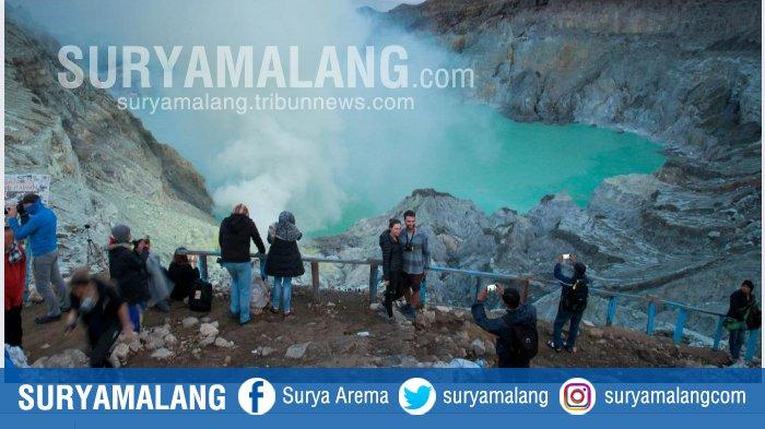 Jadwal Penutupan Kawah Ijen Banyuwangi Sampai 23 November 2018