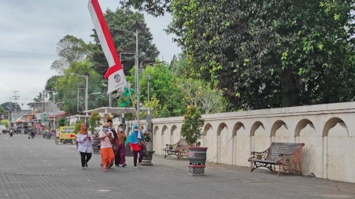 Pengunjung yang Masuk ke Pusara Bung Karno Blitar Ditambah Jadi 50 Orang saat Uji Coba New Normal