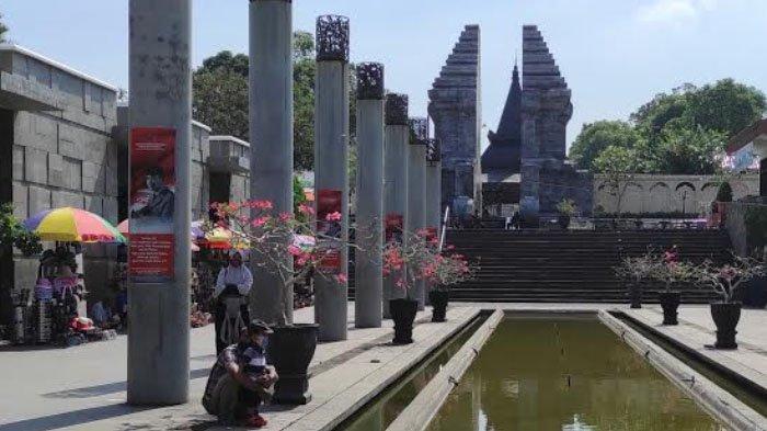 Kawasan Wisata Makam Bung Karno (MBK) Kota Blitar Sepi Pengunjung Selama Libur Idul Fitri 2021