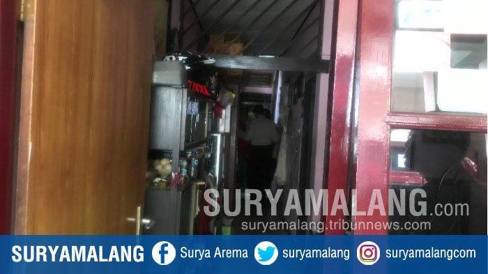 Kebakaran Hanguskan Dapur Rumah Estin di Jalan KH Hasyim Ashari, Kota Malang