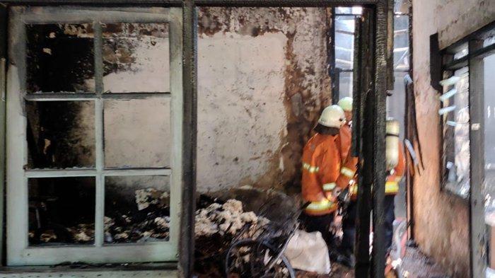 Rumah di Perumahan Dosen ITS Terbakar, Bocah 6 Tahun Jadi Korban Tewas