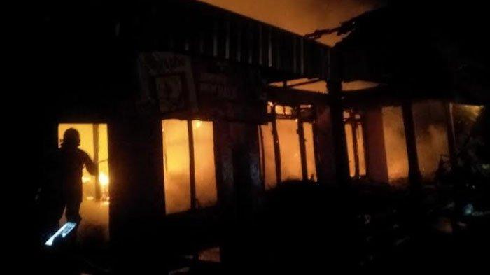 Kebakaran 2 Rumah di Bojonegoro, Kerugian Capai Rp 270 Juta