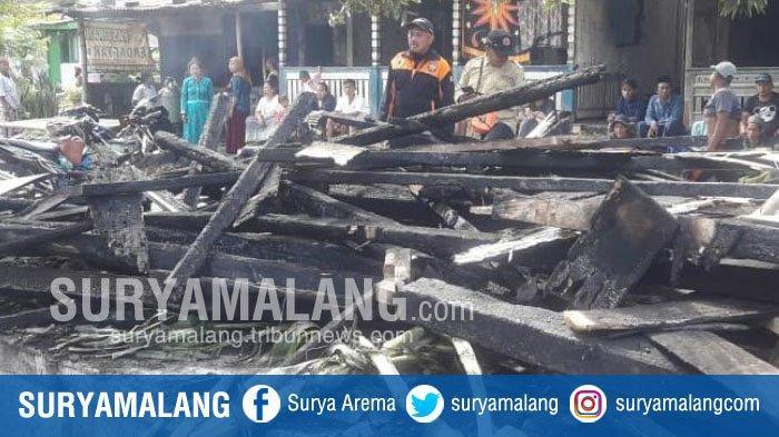 Isi Bensin di Dekat Tambal Ban Picu Kebakaran Musala di Situbondo