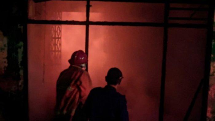 Kebakaran Rumah di Mojokerto Bikin Warga Panik, Sempat Terdengar Ledakan