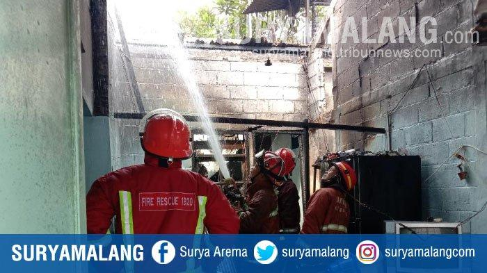 Tidur di Dalam Rumahnya di Kota Malang, Dosen Universitas Brawijaya Selamat dari Kebakaran