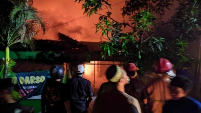 Dampak Kebakaran Rumah di Mojokerto, Kerugian Capai Rp 100 Juta