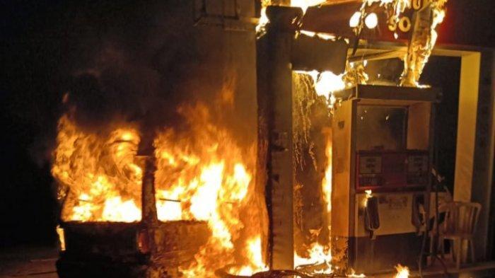 Ada 13 Kebakaran di Kota Malang Selama Tahun 2021