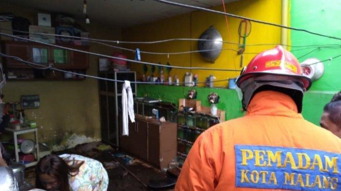 Selang Regulator Bocor Jadi Pemicu Kebakaran Tabung Elpiji 3 Kg di Kota Malang