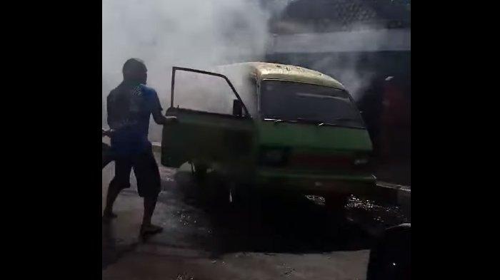 Daftar Benda yang Berpotensi Meledak dan Membakar Mobil Parkir